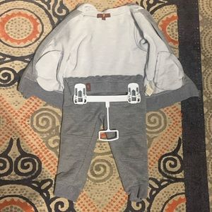 7 For All Mankind Matching Sets - 7 For All Mankind 2 Piece Jogger Set